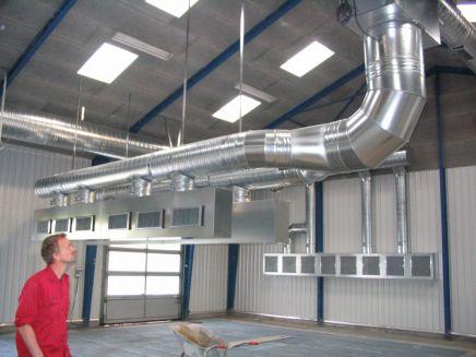 Aggregat ventilation